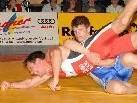 Schwergewichtler Lukas Hörmann muss in beiden Stilarten ran.