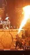 Sehenswert: Tolle Bühnenshows der deutschen Band