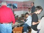 Sei es den Beruf eines Spenglers, Dachdeckers, Bäckers oder Hafners - auf der BIFO 09 wird kein Lehrberuf vergessen