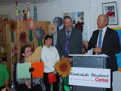 Sprungbrettlädele in Bürs feierte 10 jähriges Jubiläum