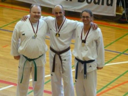 Taekwondo- Club Bludenz erfolgreich in Nenzing