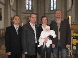 Taufe von Linda Jagg