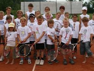 Tenniscamp 2009