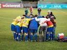 Verschworene Gemeinschaft: Das Team v om Golm FC Schruns