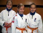 """Weibliche Judokas stellen """"ihren Mann"""""""