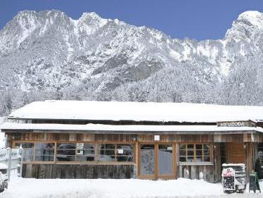 Aprés Skibar Heuboden- Hier ist im Winter garantiert was los.