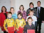 Das Emser Mountainbike-Team stellte 2 österr. Meister und etliche Landesmeister.