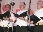 Der Gesangverein Hohenems ist beim Benefizkonzert am Samstag zu hören.