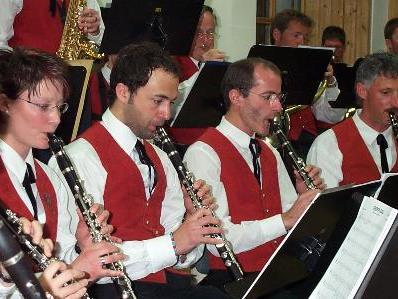 Der Musikverein Sibratsgfäll konzertiert zum Jahreswechsel