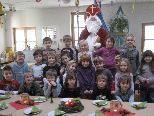 Der Nikolaus besuchte den Kindergaten Ludesch