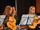 """Die Kinder musizierten für das Straßekinderprojekt """"Der kleine Nazareno""""."""