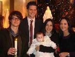 Getauft wurde Johanna Maria Muxel, Erlöserkirche, 27.12.09