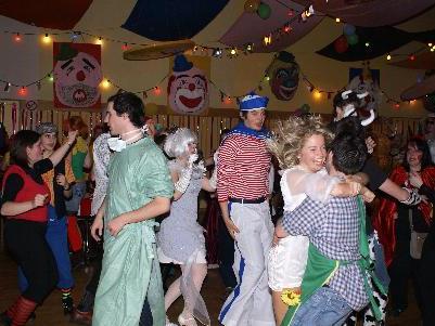Groß gefeiert wird im Bludenzer Fasching.