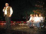 Günther's Weihnachtskonzert ist immer ein Erlebnis