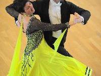Helga und Otmar eine erfolgeiches Tanzpaar