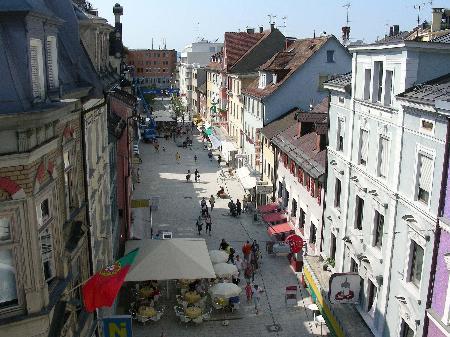 Kaiserstraße in Bregenz