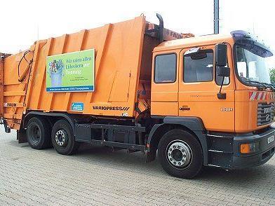 Müllabfuhrplan für 2010