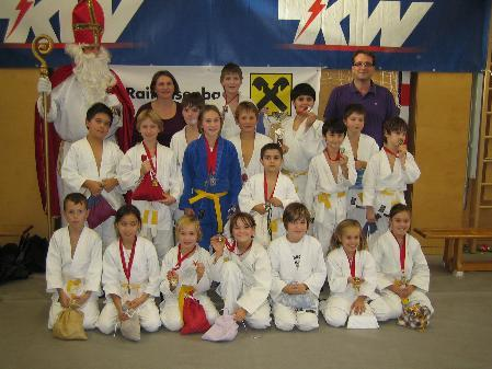 Nikolausturnier vom Judoclub