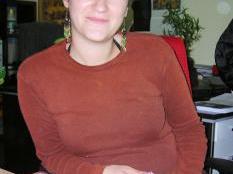 OJAH-Geschäftsführerin Hilal Iscakar-Kati.
