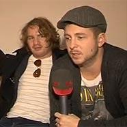 OneRepublic im Interview in Wien