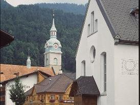 Pfarrkirche St. Jodok und Klosterkirche
