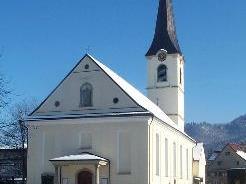 Pfarrkirche in Hörbranz