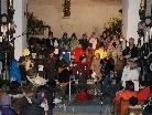 Stimmungsvoller Auftritt der Bucher Kinder in der Martinskapelle