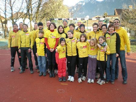 ULC Bludenz erreichte tolle Leistung in Altach