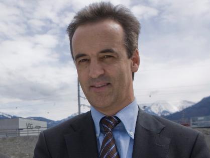 VOGEWOSI-Geschäftsführer Hans-Peter Lorenz