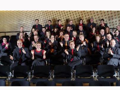 Vocale Neuburg gastiert demnächst mit dem Vorarlberger Jazzorchester in Bludenz.