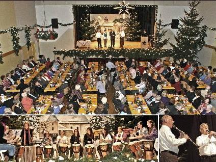 Vorweihnachtliches Fest beim Seniorenclub Bludenz