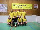 AH Team des FC Hörbranz gewinnt Turnier in Dornbirn.