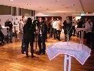 Anregende Gespräche beim Wirtschaftsabend 2010 in Rankweil
