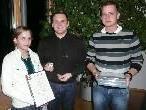 Beate Winder erhielt das Jungmusikerabzeichen in Bronze.