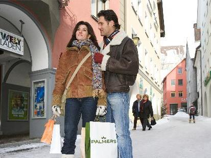 Bludenzer Innenstadt soll ein neues Leitbild bekommen.