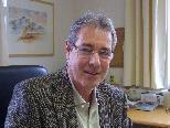 Bürgermeister Helmut Lampert stellt sich der Wahl wieder.