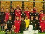 Die U12 Mannschaft des FC Dornbirn zeigte tollen Fußball beim 4. internationalen Raiba Hallenturnier.