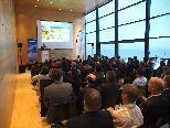 Ein guter Vortrag und Informationsaustausch ermöglicht das Bregenzer Unternehmerfrühstück.