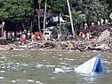 Erdrutsche nach dem vielen Regen in Rio