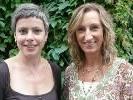 Erfolgreich abnehmen mit  Marion Schwärzler-Marent, und Erna Obwegeser