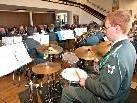 Es ist schon fast eine Tradition - das Benefizkonzert mit der Militärmusik Vorarlberg