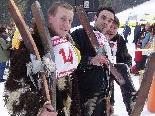 Fassdaubenrennen in Lochau - Garant für Spaß und tolle Stimmung.