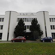 GM-Powertrain-Werk in Wien-Aspern