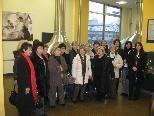 GUTA Frauen besichtigen Mohrenbrauerei in Dornbirn