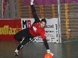 Gökhan Hacisalihoglu hat zwischen den Pfosten ein grandioses Turnier gespielt.