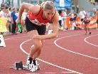 Götznerin Julia Sagmeister will über 400 Meter noch international für Furore sorgen.