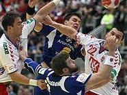 Handball-EM: Kein Sieger bei Serbien gegen Island