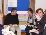Interkultureller Dialog bei der Stadtkonferenz.