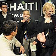 John Krasinski, Mark Wahlberg, George Clooney, Ellen Barkin und Jack Nicholson