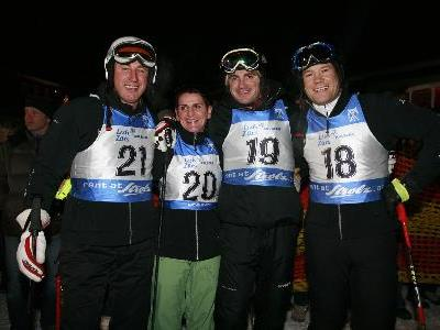 Kommenden Samstag nehmen rund 1000 Skifahrer am länsgten Skirennen der Welt teil.